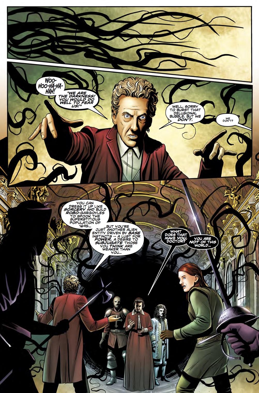Twelfth Doctor #2.13 Preview_1 (Credit: Titan)
