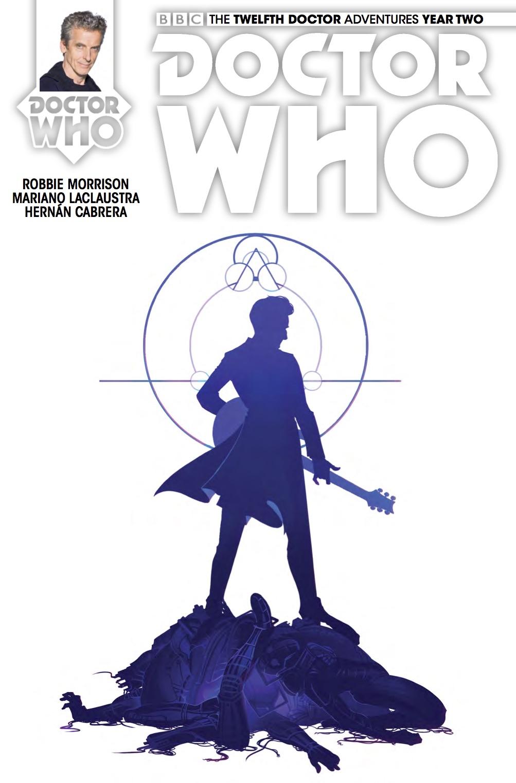 Twelfth Doctor #2.13 Cover_D Verity Glass (Credit: Titan)