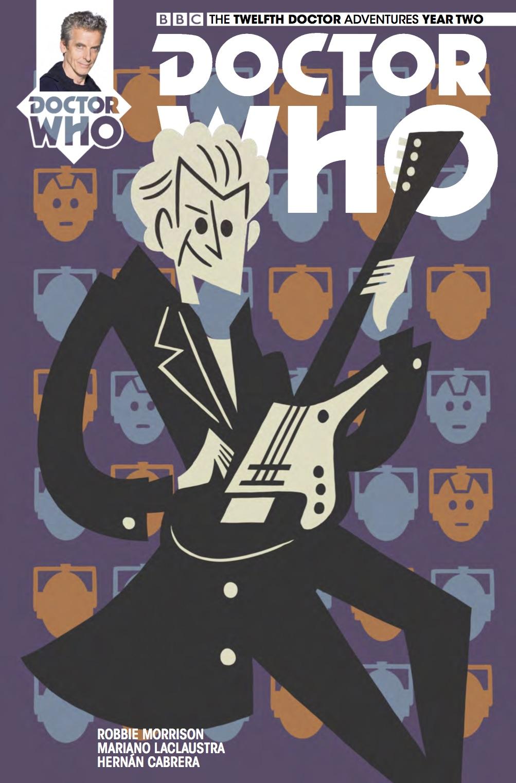 Twelfth Doctor #2.13 Cover_C Question No. 6 (Credit: Titan)