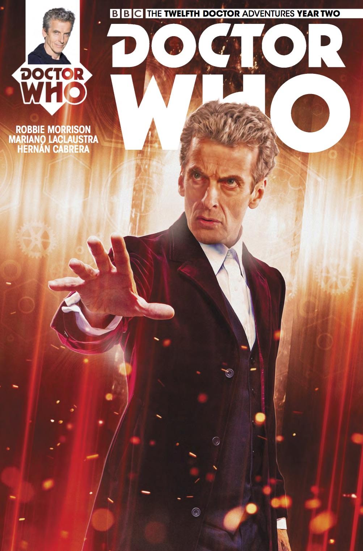 Twelfth Doctor #2.13 Cover_B (Credit: Titan)
