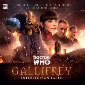 Doctor Who: Intervention Earth
