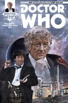 DOCTOR WHO THIRD DOCTOR #4 Cover_B (Credit: Titan)