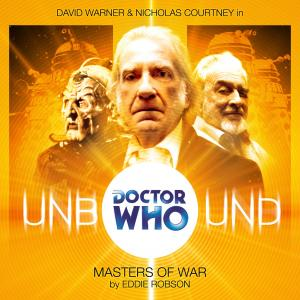 Doctor Who: Masters of War