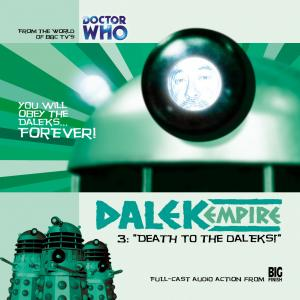 Doctor Who: Death to the Daleks!