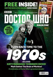 Doctor Who Magazine 508 (Credit: Panini)