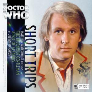 Doctor Who: The Ingenious Gentleman Adric Of Alzarius