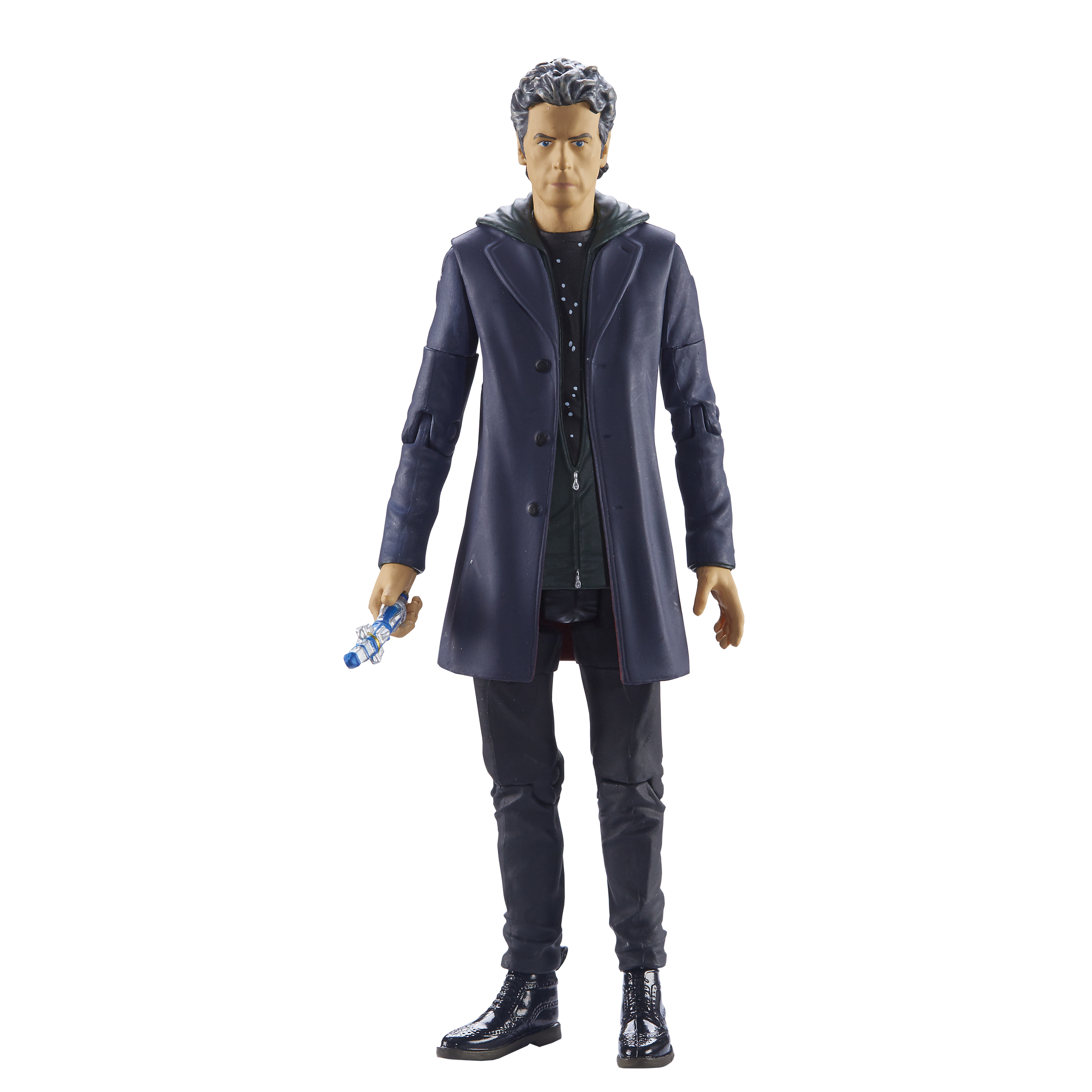 Twelth Doctor Grey Hoodie (Credit: Character Options)