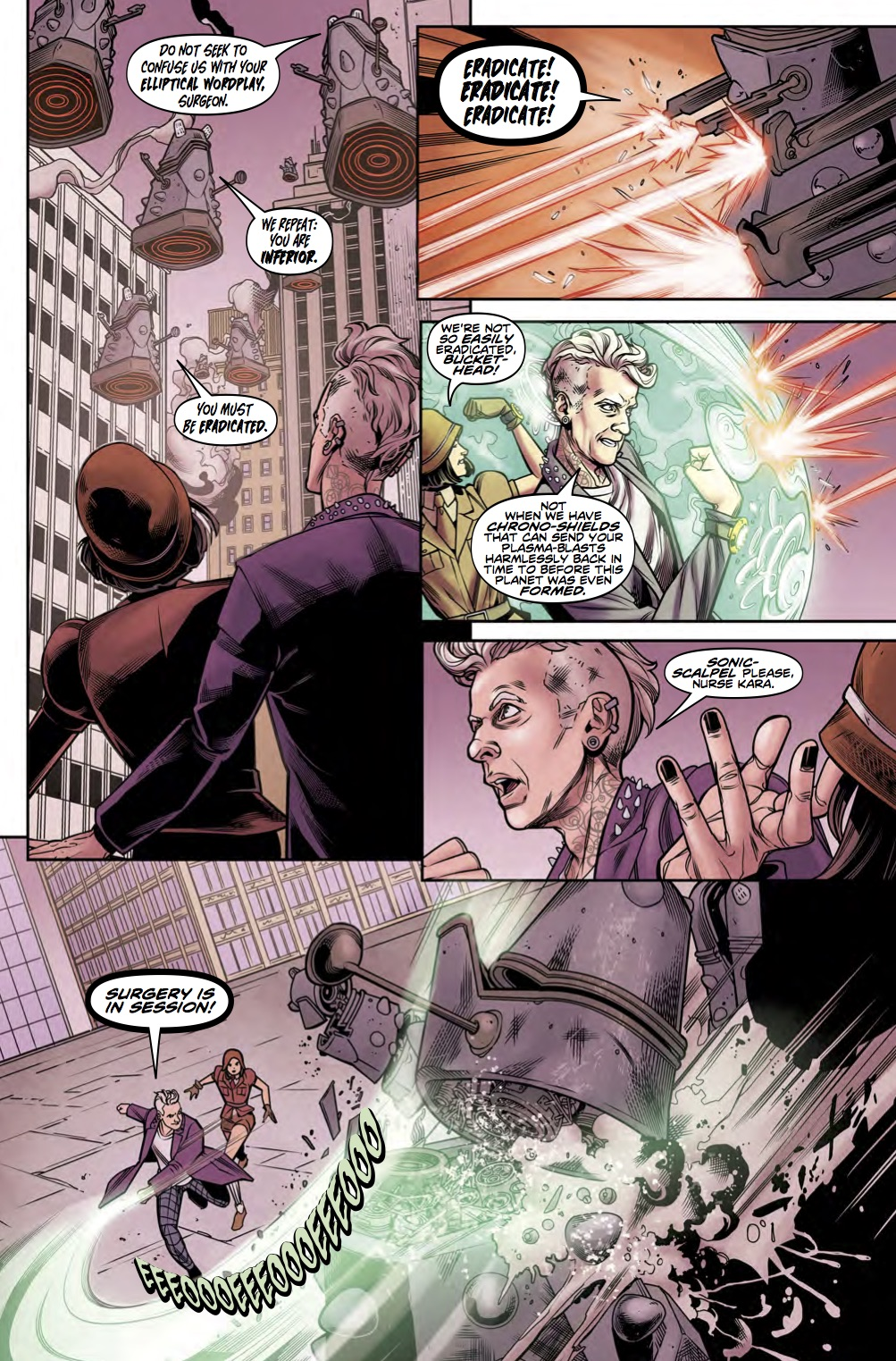 The Twelfth Doctor 2 14 Preview 2 (Credit: Titan)