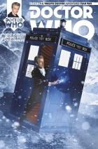 The Twelfth Doctor 2 14 Cover C (Credit: Titan)