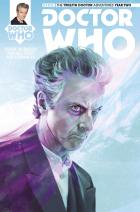 The Twelfth Doctor 2 14 Cover A (Credit: Titan / Claudia Caranfa)