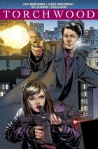 Torchwood 2 1 Cover D (Credit: Titan / STAZ JOHNSON)