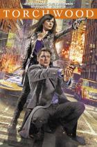 Torchwood 2 1 Cover B (Credit: Titan / WILL BROOKS – PHOTO)