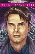 Torchwood 2 1 Cover A (Credit: Titan / BLAIR SHEDD)