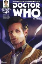 The Eleventh Doctor 3 2 Cover A (Credit: Titan / Claudia Caranfa)