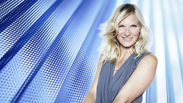 Jo Whiley on BBC Radio 2 (Credit: BBC)