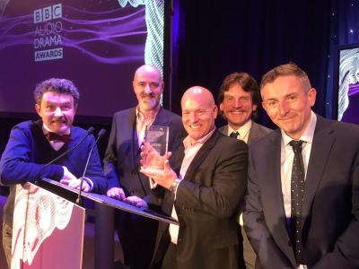 Big Finish Win BBC Drama Award (Credit: David Richardson)