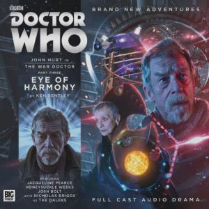 Eye of Harmony  (Credit: Big Finish)