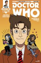 THE_TENTH_DOCTOR_3_2_Cover_C (Credit: Titan / Rachael Smith)