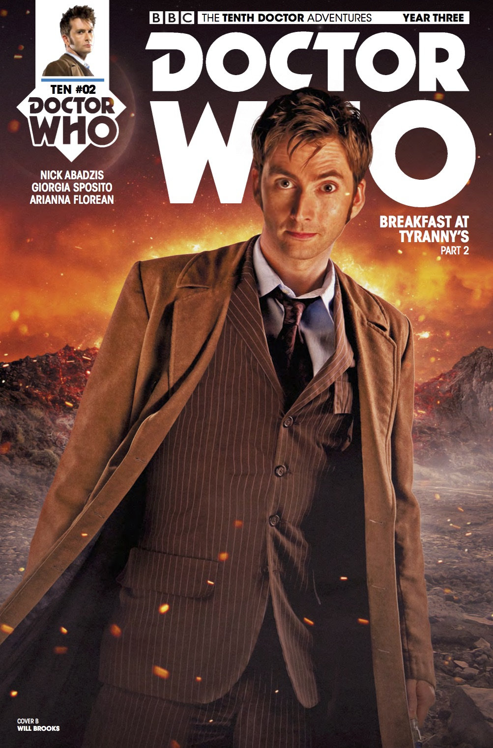 THE_TENTH_DOCTOR_3_2_Cover_B (Credit: Titan / Will Brooks)
