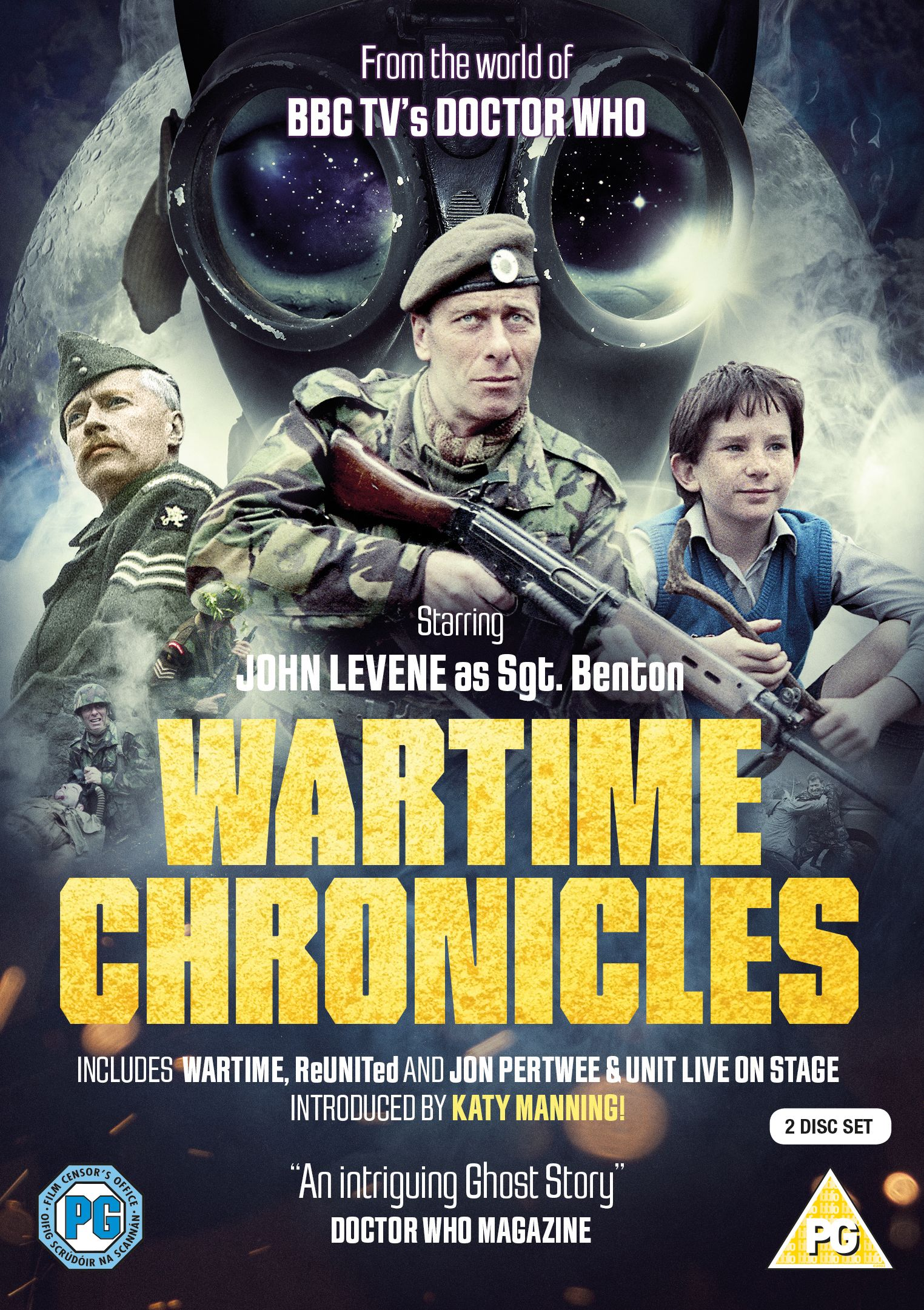 Wartime Chronicles (Credit: Koch Media)