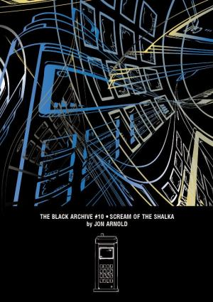 BLACK ARCHIVE: SCREAM OF THE SHALKA (Credit: Obverse Books)