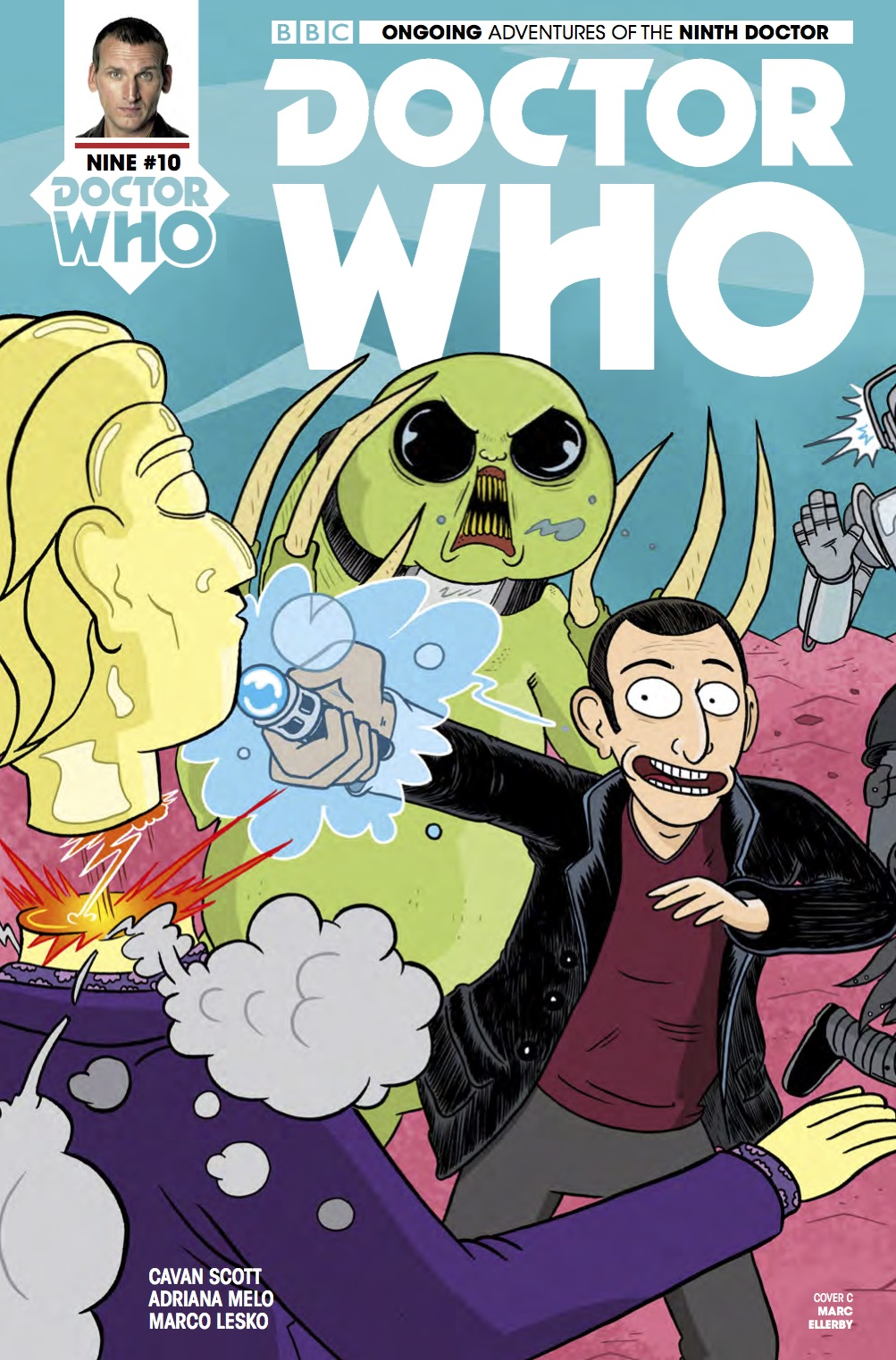 Doctor_Who_The_Ninth_Doctor_10_Cover_C (Credit: Titan)