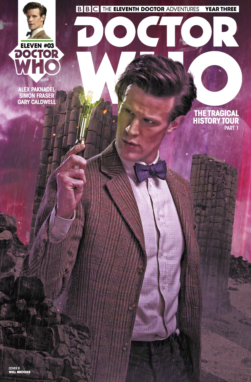 Doctor_Who_The_Eleventh_Doctor_3_3_Cover_B (Credit: Titan)