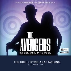 The Avengers: The Comic Strip Adaptations Volume Two (Credit: Big Finish)