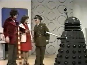 Hallo My Dalek (21 Mar 75)