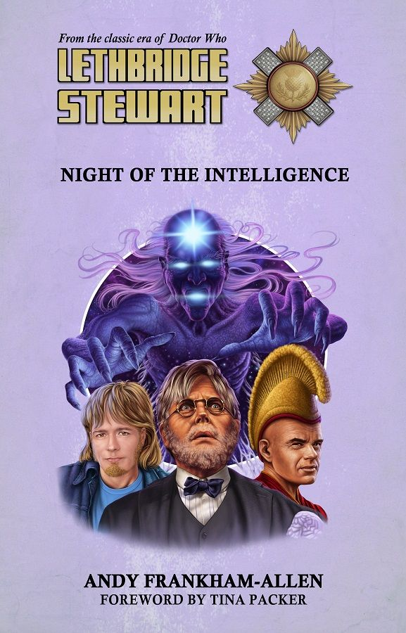 Lethbridge-Stewart: Night of the Intelligence (Credit: Candy Jar Books)