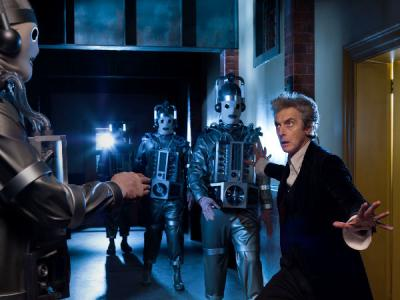 Doctor Who: World Enough And Time / The Doctor Falls