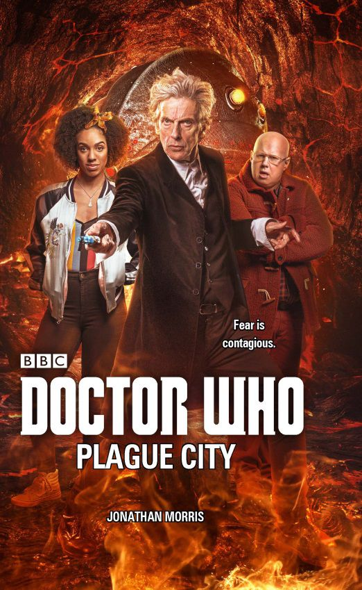 Plague City (Credit: BBC Books)
