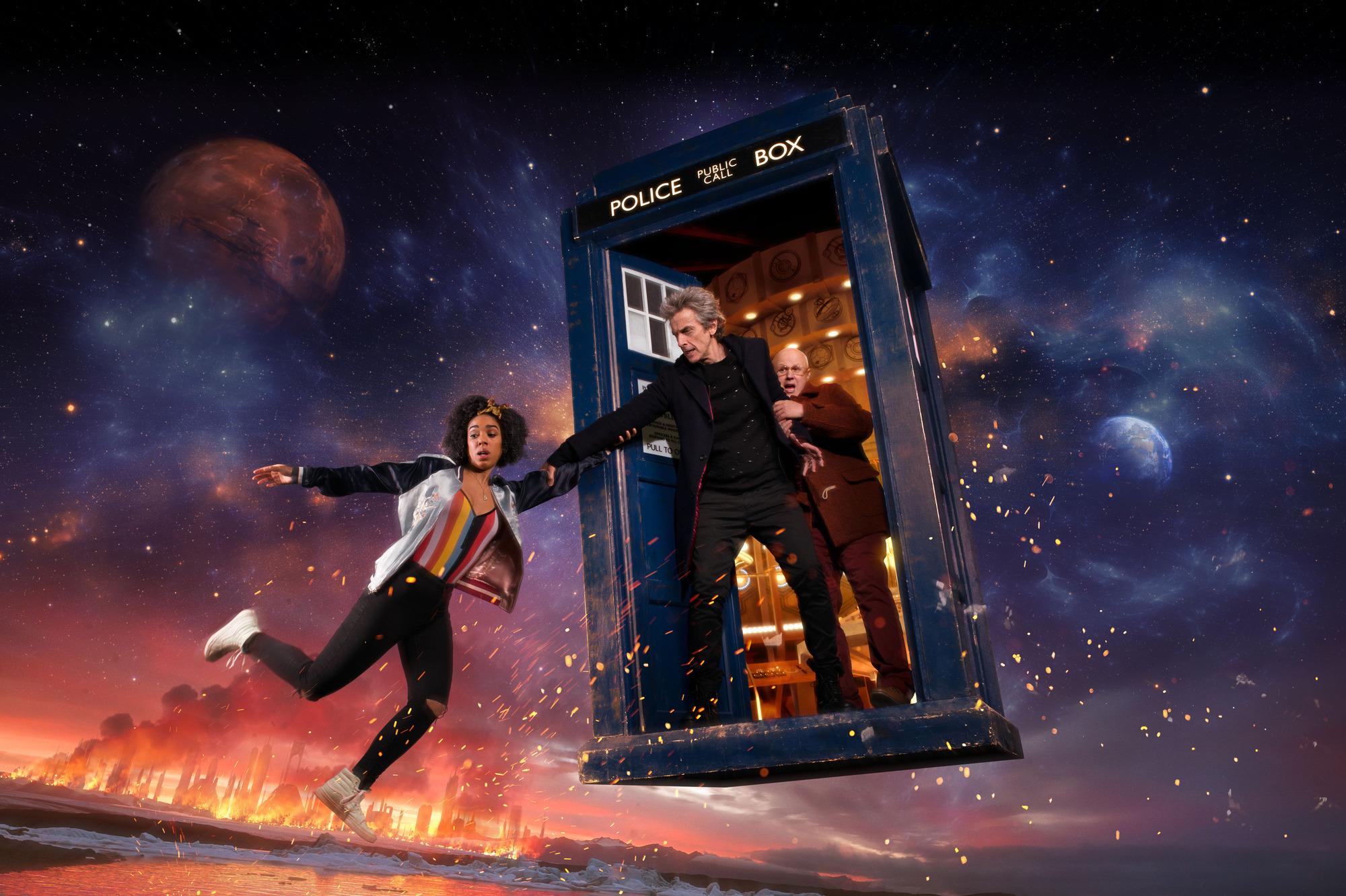 Series 10 Image (Credit: BBC/BBC Worldwide/Shutterstock)