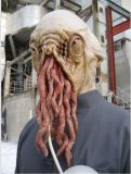 Richard Tunesi playing an Ood (Credit: Richard Tunesi)