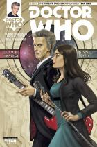 The Twelfth Doctor 2-15 Cover A (Credit: Titan)
