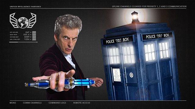 BBC Live Sessions: Doctor Who and the micro:bit (Credit: BBC)