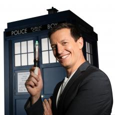 Whovians, with Rove McManus (Credit: ABC)