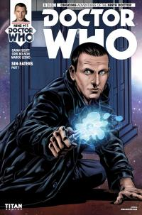 DOCTOR WHO 9TH DOCTOR #11 Cover A