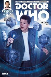 DOCTOR WHO 9TH DOCTOR #11 Cover B
