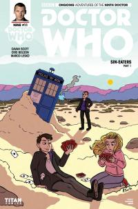 DOCTOR WHO 9TH DOCTOR #11 Cover C