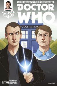 DOCTOR WHO 9TH DOCTOR #11 Cover D