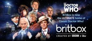 Britbox - Classic Who (Credit: Britbox)