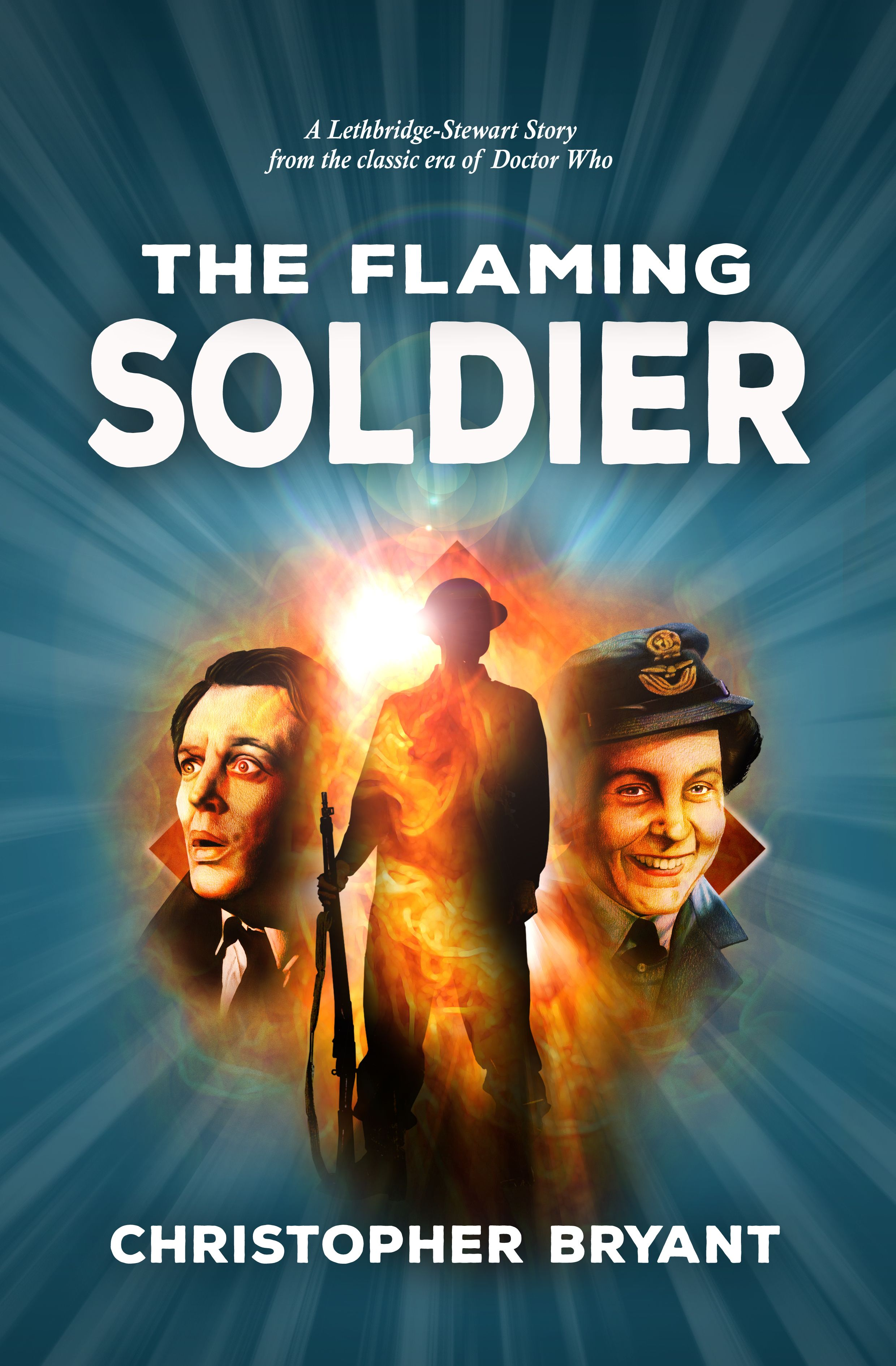 The Flaming Soldier (Credit: Candy Jar Books)