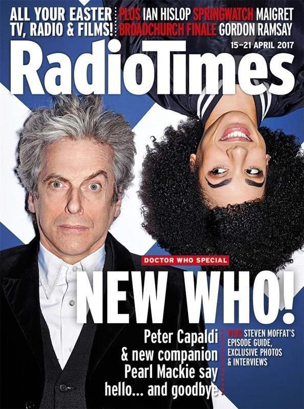 Radio Times (15 - 21 Apr 2017) (Credit: Radio Times)