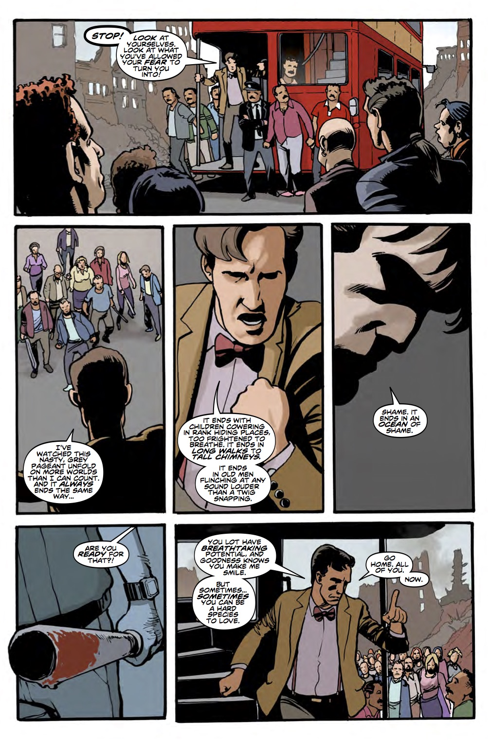 Eleventh_Doctor_3_4 Page 3 (Credit: Titan)