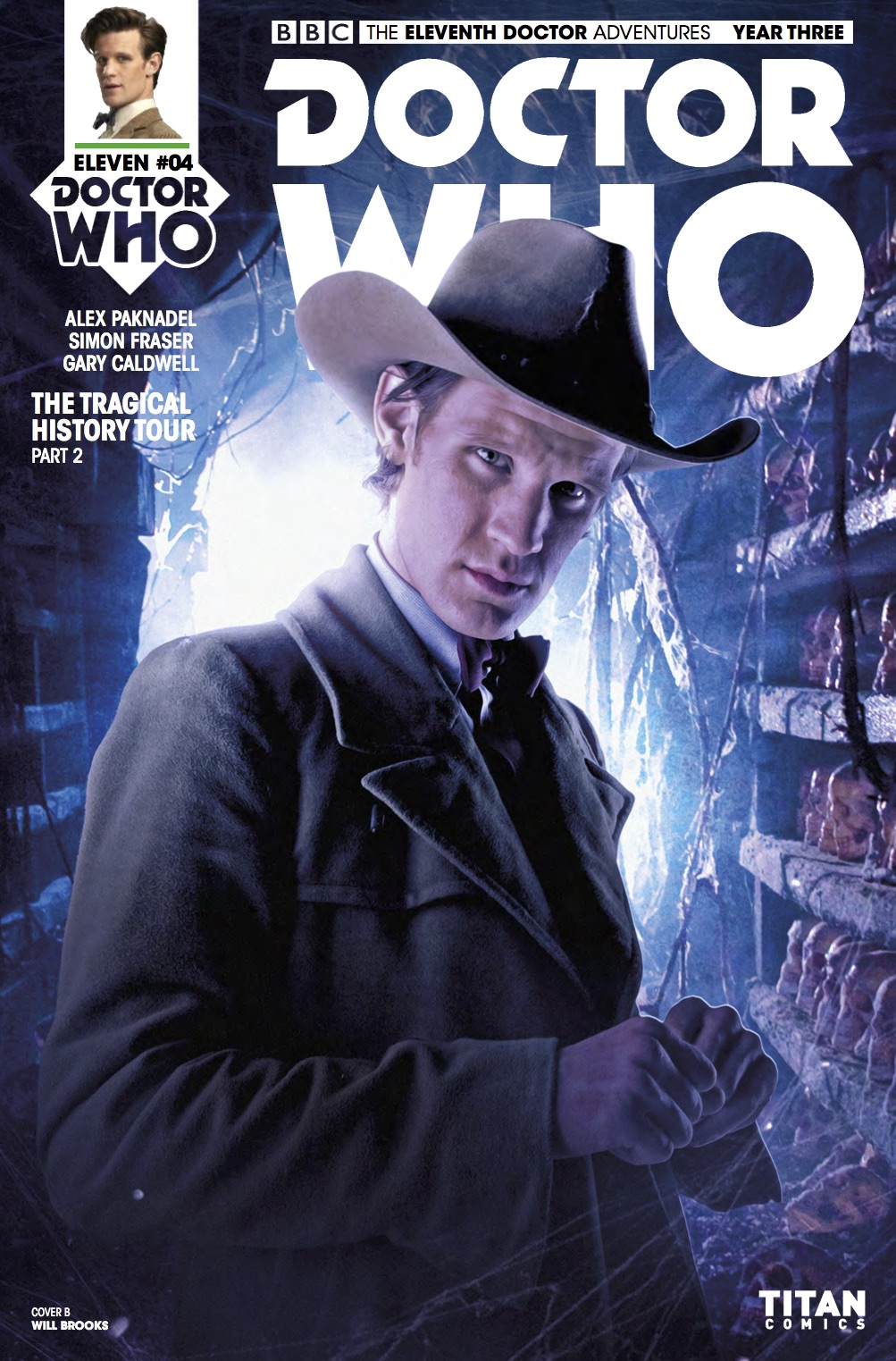 Eleventh_Doctor_3_4_Cover_B (Credit: Titan)