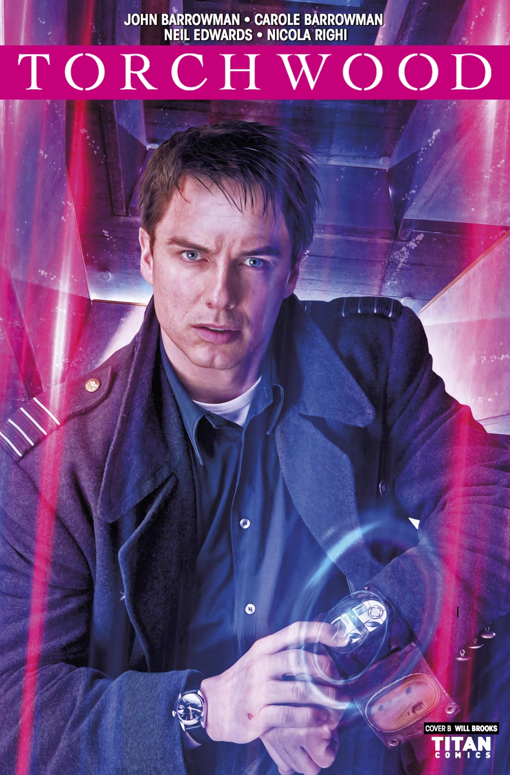 Torchwood_2_3_Cover_B (Credit: Titan)