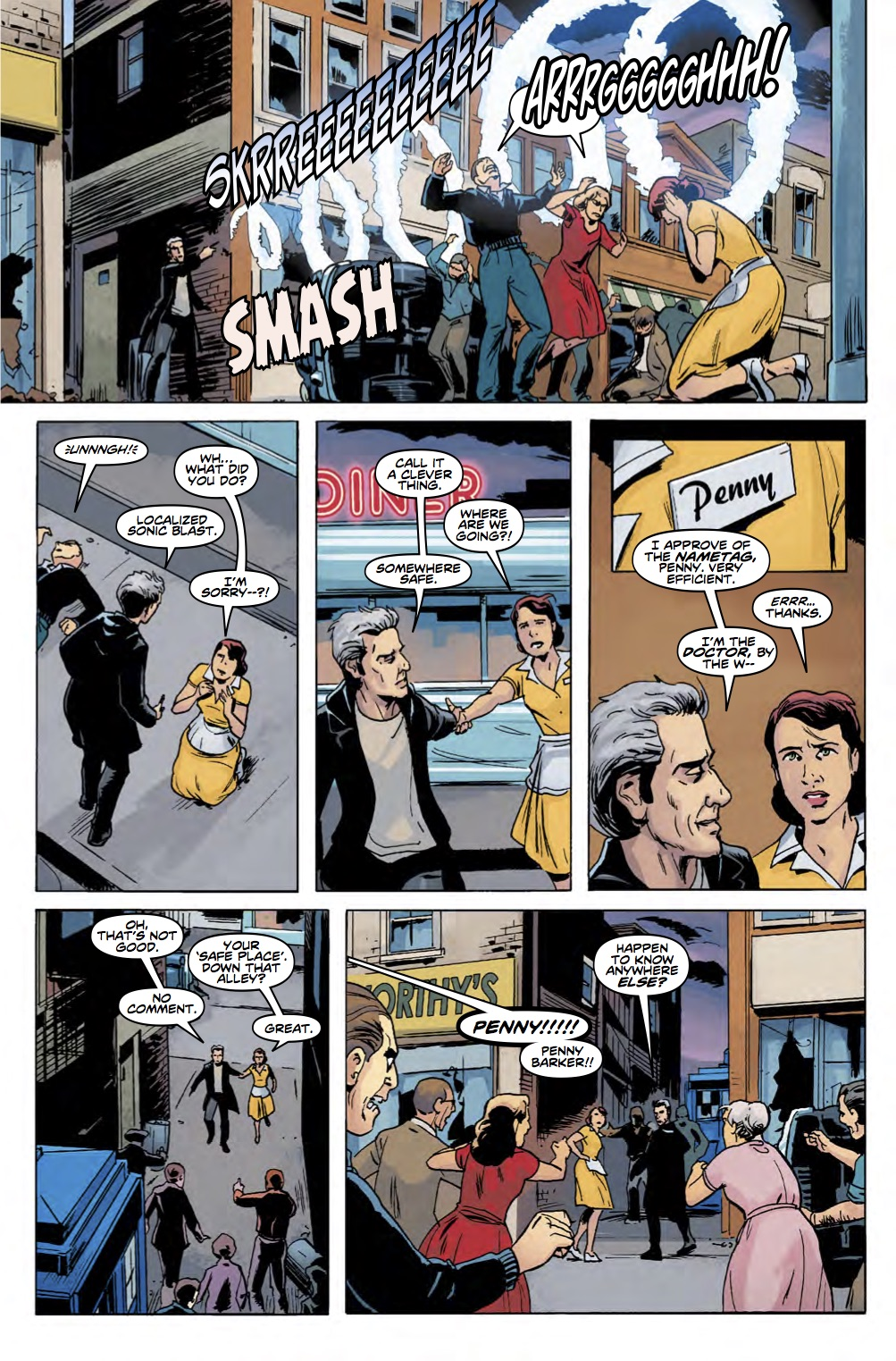 TWELFTH DOCTOR YEAR 3 #2 Page 3 (Credit: Titan)