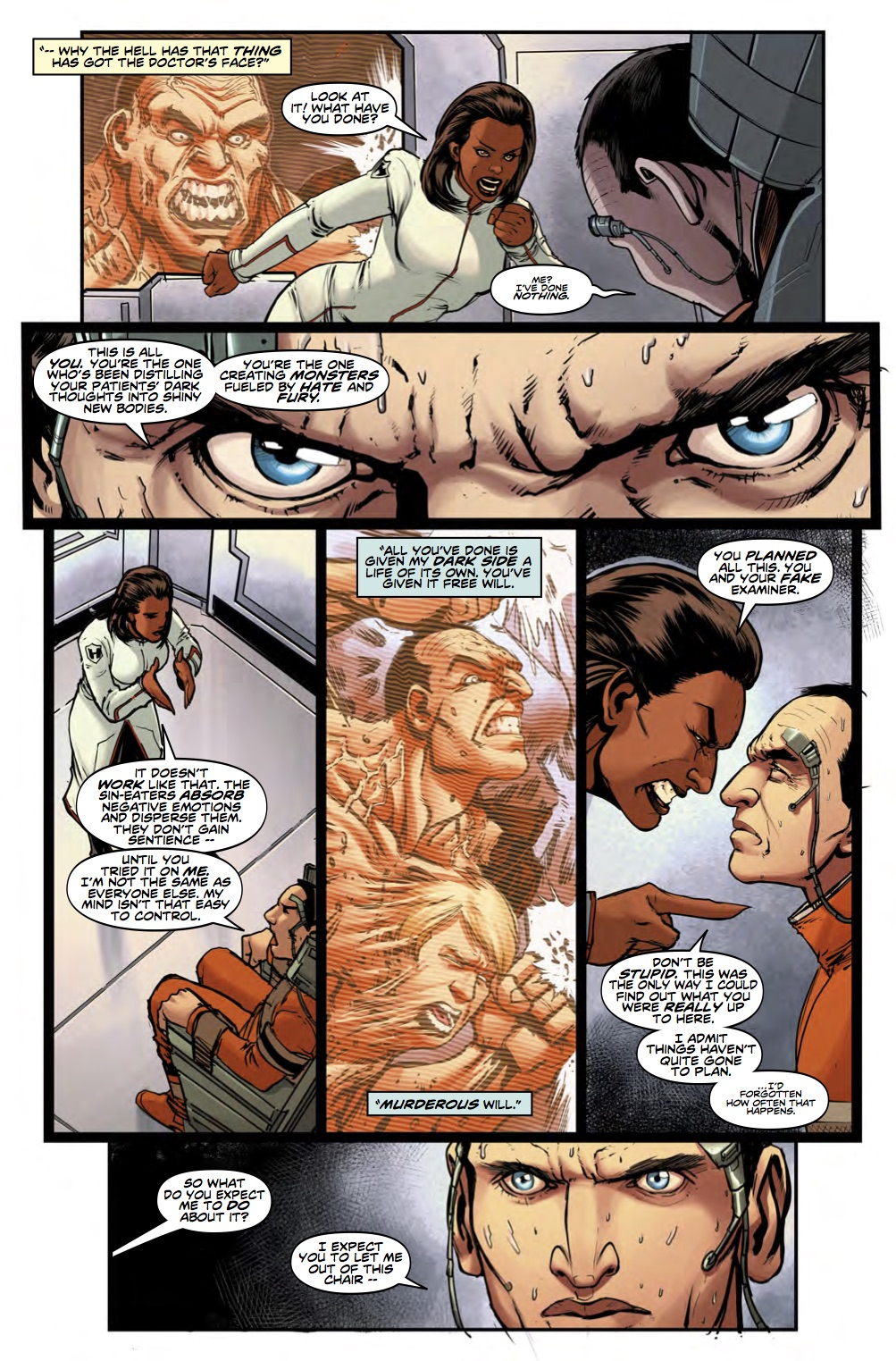 DOCTOR WHO: NINTH DOCTOR #12 Page 4 (Credit: Titan)