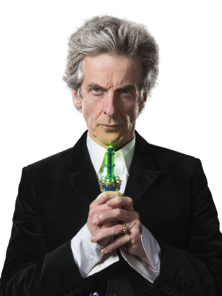 Peter Capaldi - Image Credit: BBC